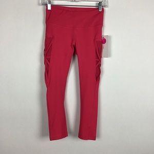 Yogalicious Sunset Rose Yoga Pants